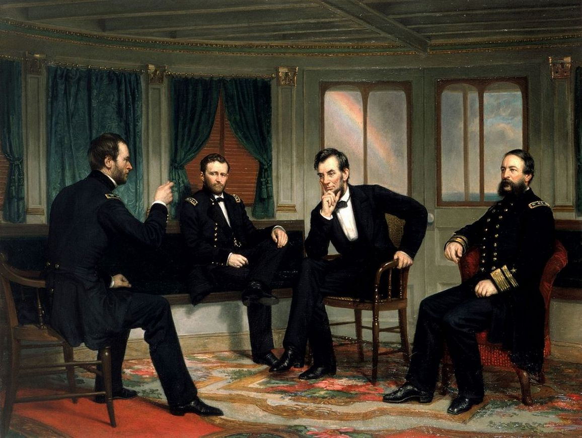 Lincoln and Military High Command.jpg